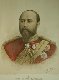 Edward VII as Prince of Wales
