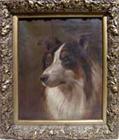 TMower Martin Artist's Pet Dog