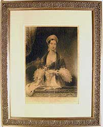 H.M QueenVictoria 1838